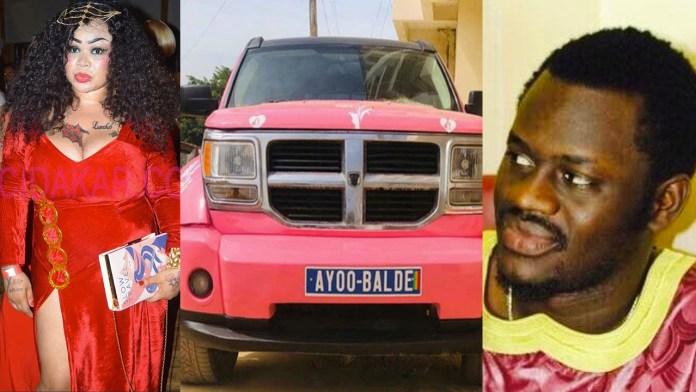 Omaro se marie avec Ayo Baldé et lui offre un terrain aux Almadies 2, un 4*4 Dodge ,une somme de 3.000.000 fcfa et une...