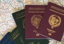 Trafic de passeports et visa Schengen: Le réseau du Point E démantelé