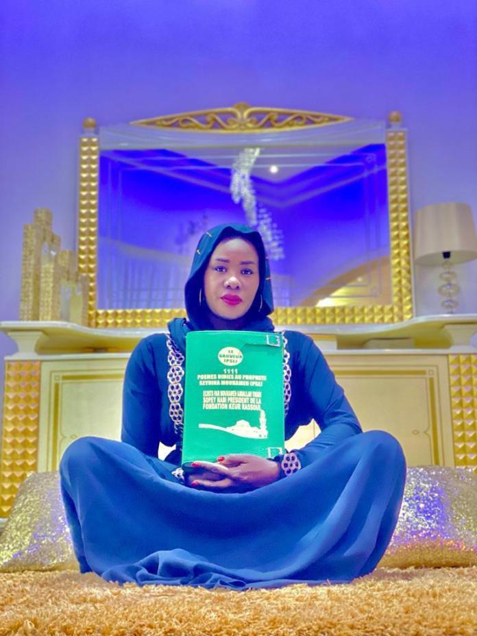 Ramadan surprise: voici en exclusivité les premières photos de la nouvelle vidéo ( CMAT Sope Nabi) de Myrma feat Alaye Askanwi Rassoul