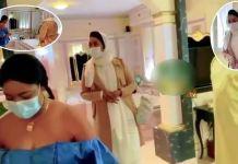 Admirez la magnifique et luxueuse maison de Sokhna Aida Diallo à Bordeaux (Vidéo)