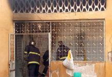 Kaolack : Les « djiins » brûlent pour la deuxième fois la maison des Sall