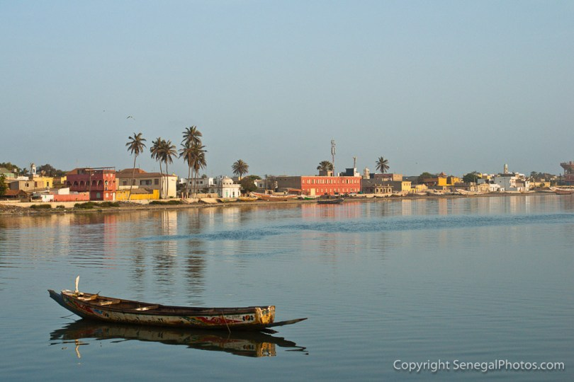 Street and water life from a charming city of Saint-Louis, Senegal. Photo by Marko Preslenkov.