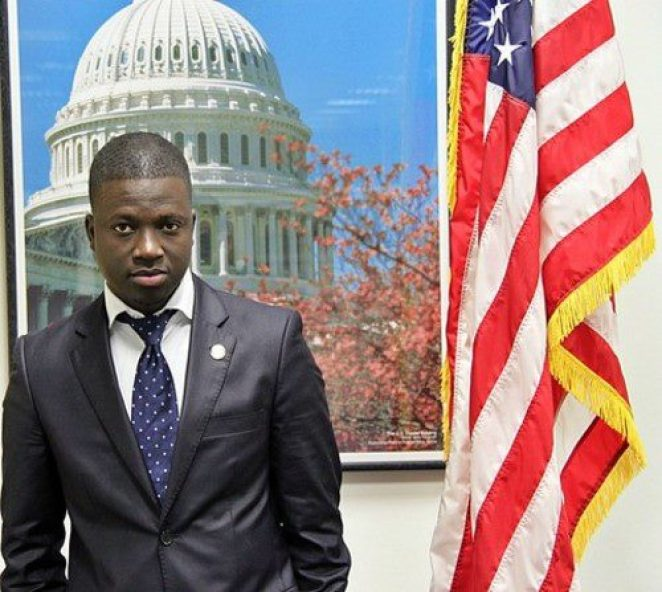 From Democrat in the United States to field farmer in Senegal, the story of Thione Niang