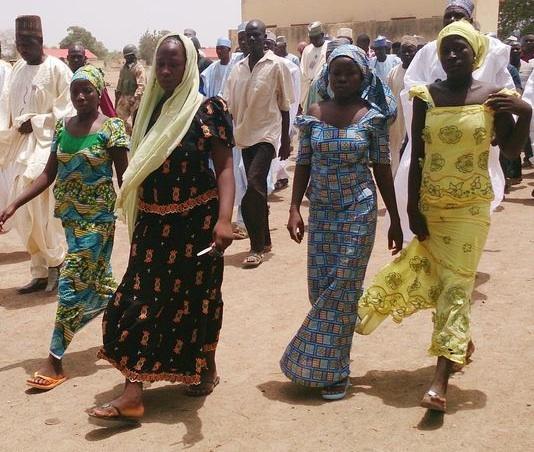 Enlèvement des lycéennes au Nigeria : les organisations des droits de l'homme dans la rue !