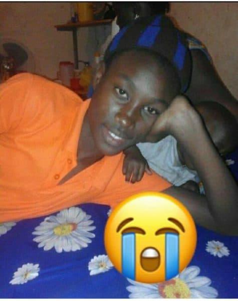 un ado tue son camarade avec une arme a feu a guediawaye 475x600 1 - Senenews - Actualité au Sénégal, Politique, Économie, Sport
