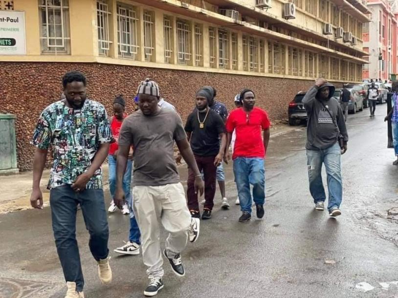 liberation guy cie 00 - Senenews - Actualité au Sénégal, Politique, Économie, Sport