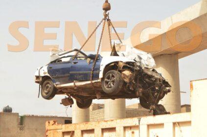 accident pont diamalaye camberene 6 - Senenews - Actualité au Sénégal, Politique, Économie, Sport