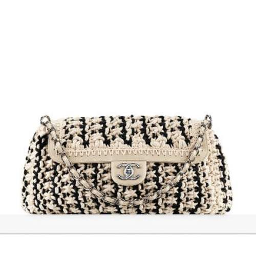 Chanel Accordion Handbag