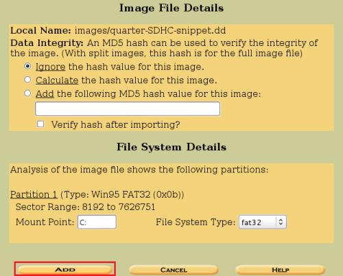 8 - add image file details