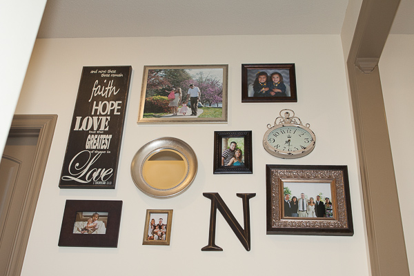 How to Hang Wall Art and Picture Collage