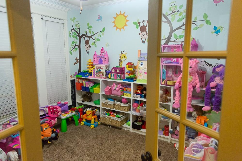 Organize a Playroom