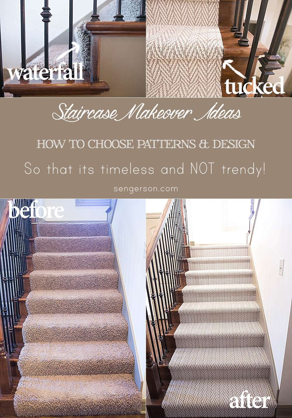 Hollywood Carpet Stairs Staricasre Renovation Ideas Sengerson | Best Carpet For Stairs | Indoor Outdoor | Stairway | Decorative | Traditional | Carpet Grey Carpet Up Centre