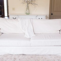 Jcpenney Sofa Reviews Apartment Size Sleeper Pottery Barn Slipcovered ...