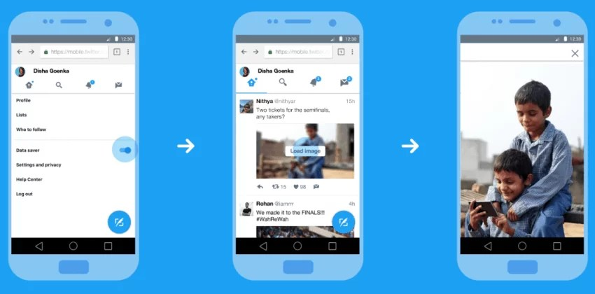 Aplikasi Populer Versi Lite - twitter lite