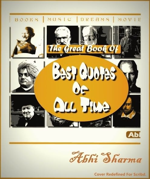 Free Ebook The Great Book of Best Quotes of All Time