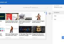 cara menggunakan Matched Content Google Adsense - 3