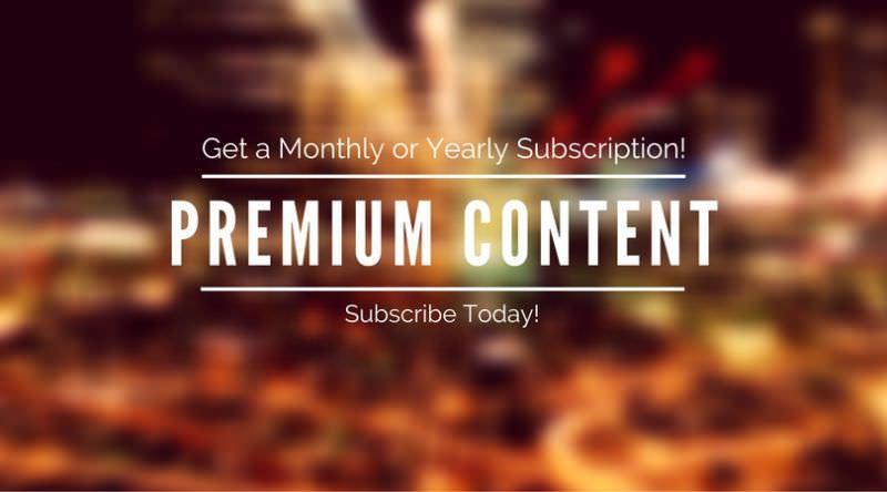 Mendapatkan Penghasilan dari Blog - konten berlangganan