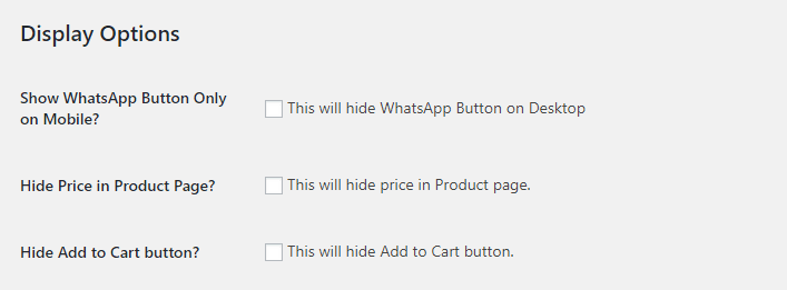 OneClick WhatsApp Order wordpress woocommerce 3
