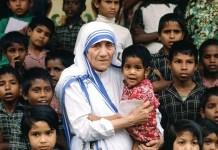 Quote Mother Teresa Tentang Kemanusiaan