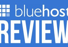 Review Hosting Bluehost