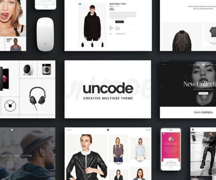 Theme WordPress Untuk Toko Online Terbaik - uncode