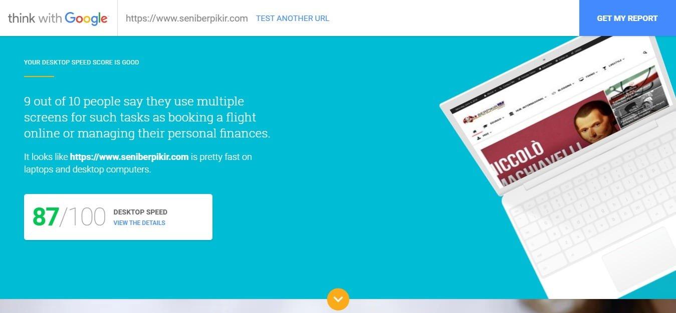 ThinkWithGoogle - Cek Kecepatan dan Kekuatan Mobile-Friendliness Website Anda - 5