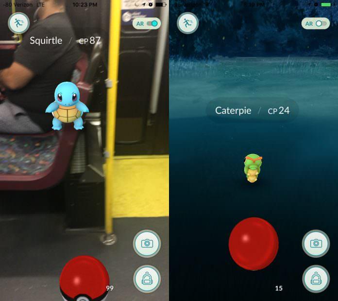Tips dan Trik Bermain Pokemon Go lengkap - matikan fitur AR