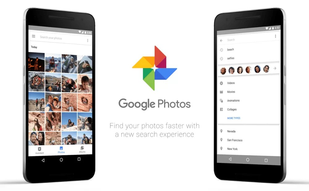 aplikasi iPhone untuk blogger - google photos