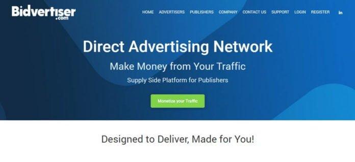 bidvertiser alternatif google adsense terbaik
