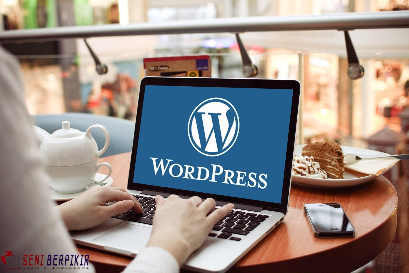 cara membuat blog wordpress self-hosted seniberpikir.com