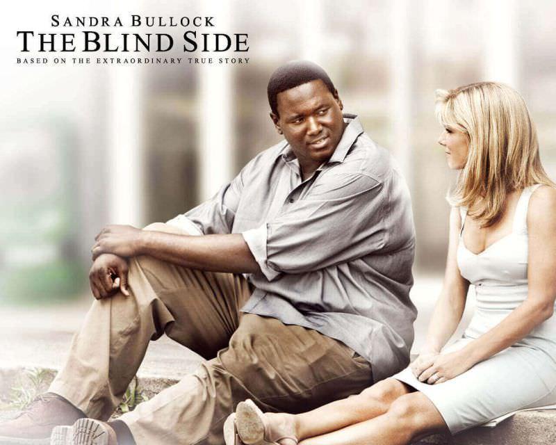film luar negeri yang mendidik - The Blind Side