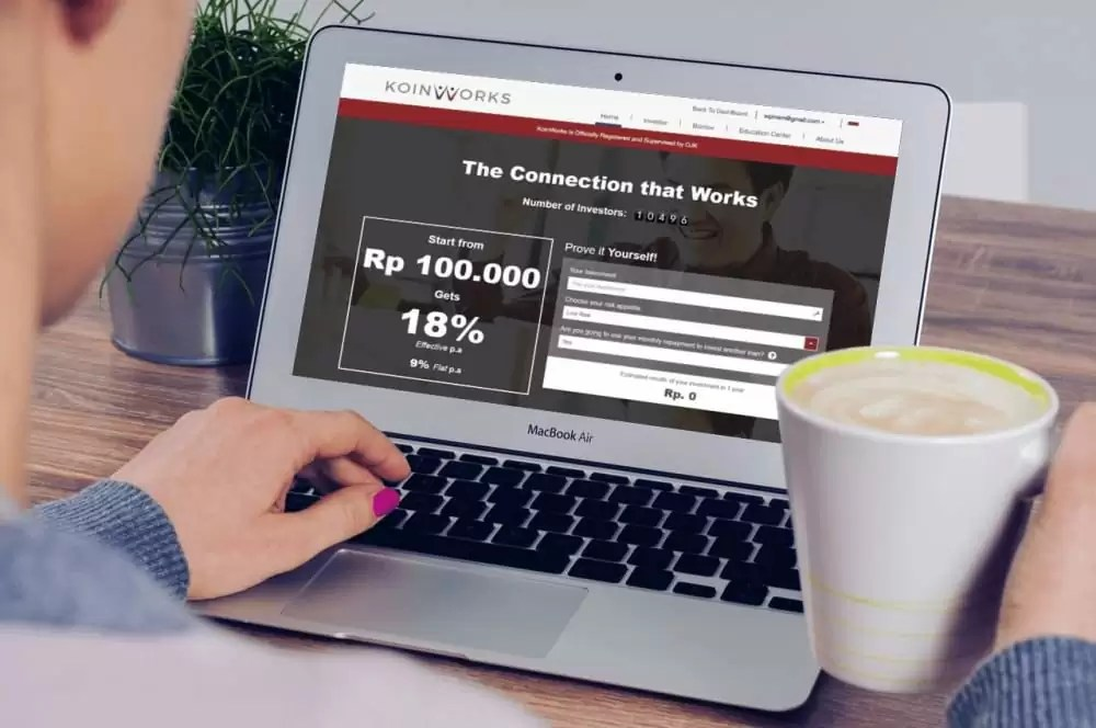 investasi peer to peer lending p2p lending koinworks - 9