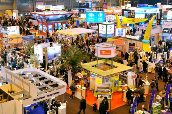 Salon Mondial du Tourisme 2019  Paris  invitation gratuite