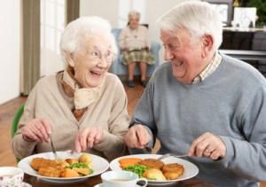 Community Dining for Elders
