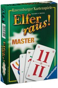 Elfer-Raus Kartenspiel fr Rentner und Senioren