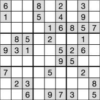 Sudoku - Sudoku Spiel fr Senioren