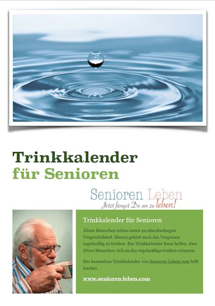 Trinkkalender fr Senioren kostenlos herunterladen