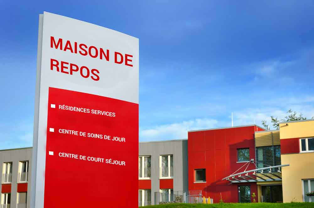 Les Seniors Et Les Maisons De Repos En Belgique
