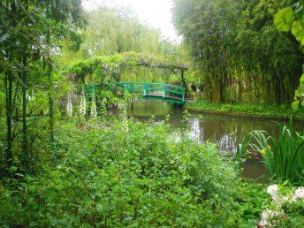 Monet's Pond & Moon Bridge