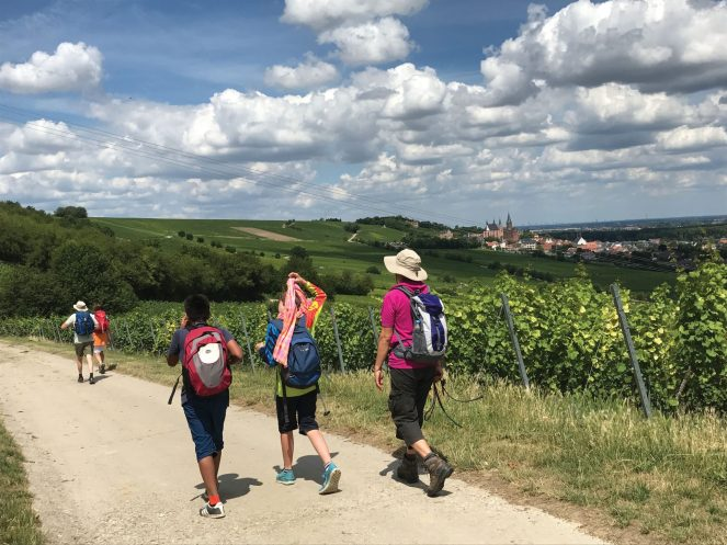 On the Luther Trail to Oppenheim
