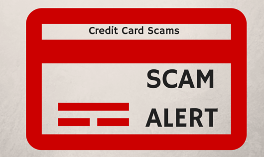Senior Online Safety - Credit Card Scams
