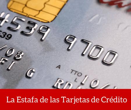 Senior Online Safety - La estafa de las tarjetas de credito