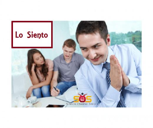 Red Folder - Lo Siento