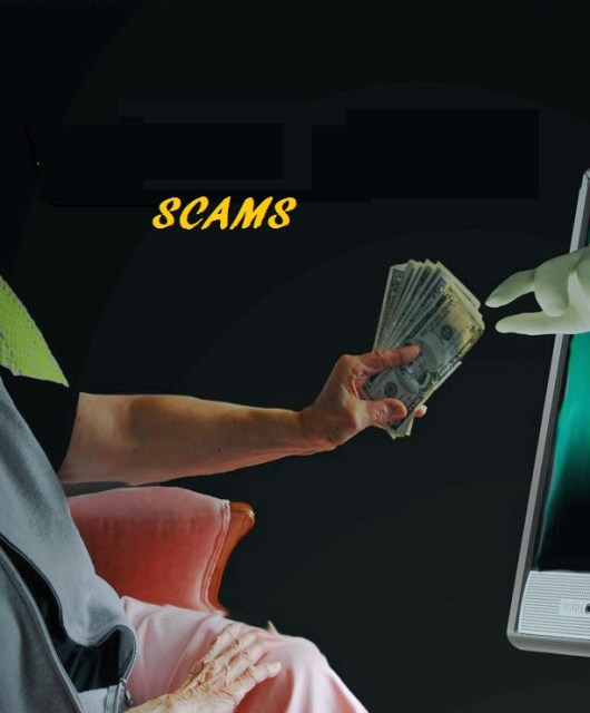 Senior Online Safety - Scams