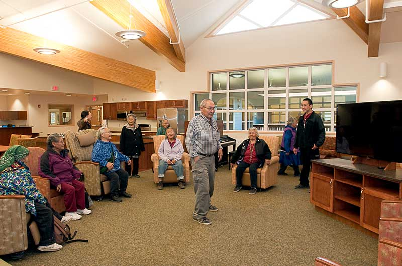 Bethel welcomes new longterm care facility  Senior Voice