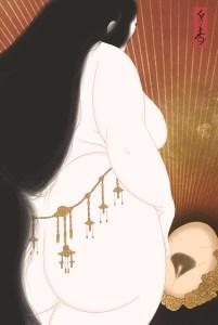shinto, shunga, erotic, bbw, curvy, curves