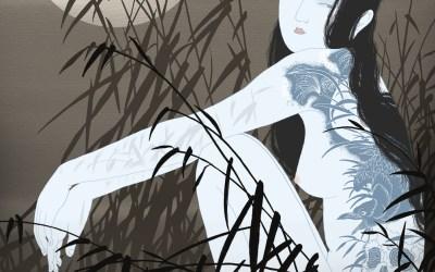Shunga, the heart and melancholy…..