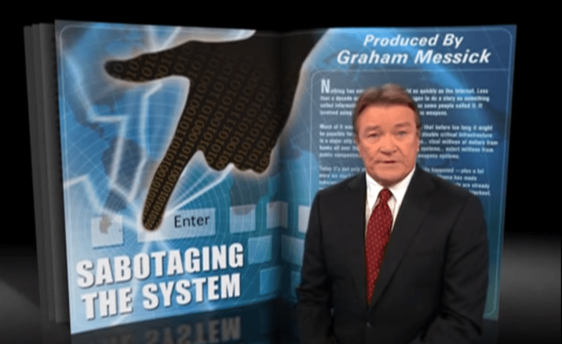 """The flaws with the 60 Minute Report on """"Cyberwar: Sabotaging the System"""""""