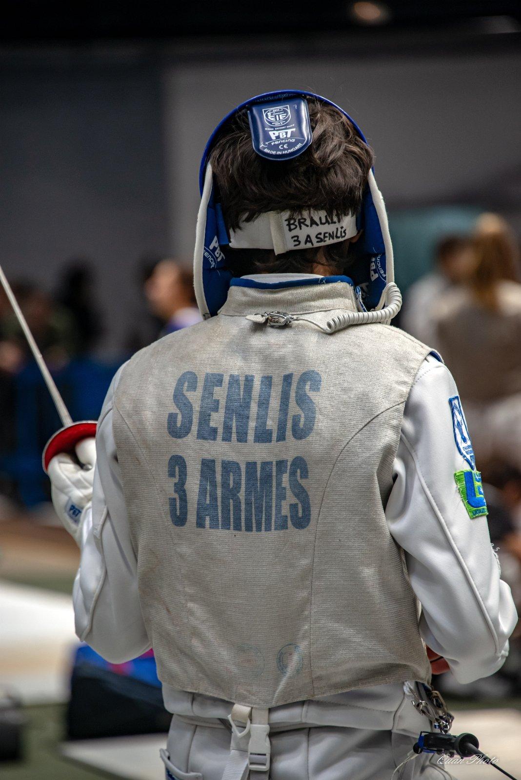 Challenge Senlis – 11 Janvier 2020