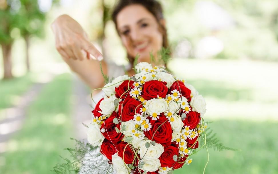 Hochzeitsfloristik  Sennhus Blumenladen